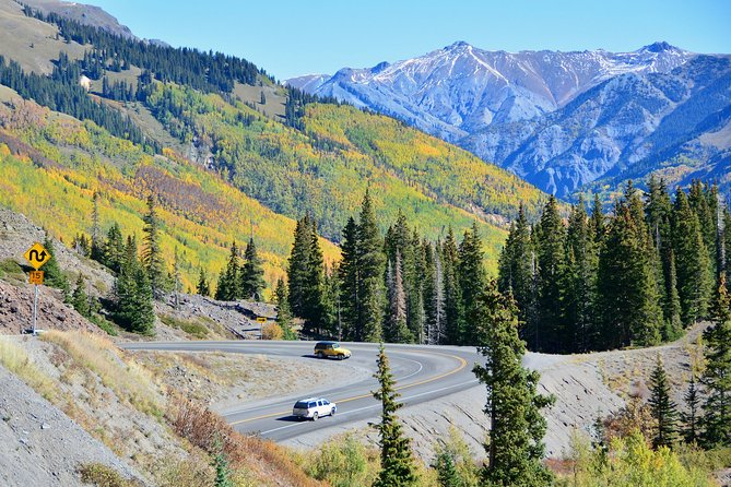 GPS-Guided Audio Driving Tour between Boulder and Vail / Breckenridge