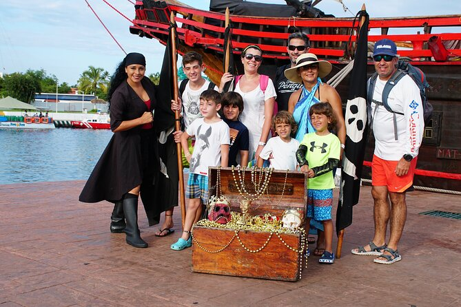 Pirate Ship Dinner Cruise with Show