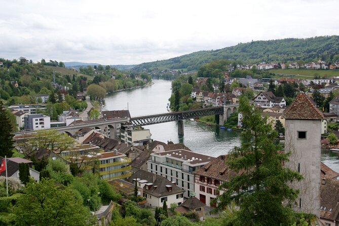 Day Trip to Rhine Falls & Stein am Rhein with a local from Zurich