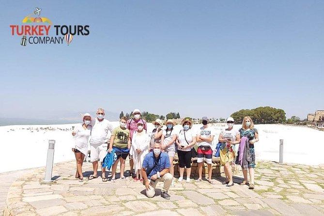 Private Pamukkale Tour From Kusadasi / Selcuk Hotels