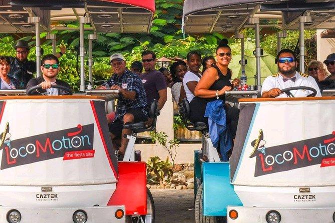 Guided E-Bike Cultural City Tour of Todos Santos with Snacks