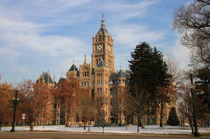 Salt Lake City Scavenger Hunt: Salt Lake's City Sights