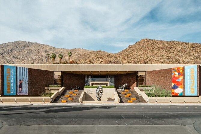 Palm Springs Scavenger Hunt: Palm Springs Art & Infamy