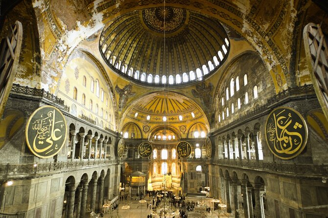 Private Small Group Tour of Boutique Old Istanbul