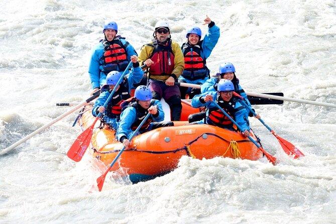 Canyon Wave Paddle Rafting