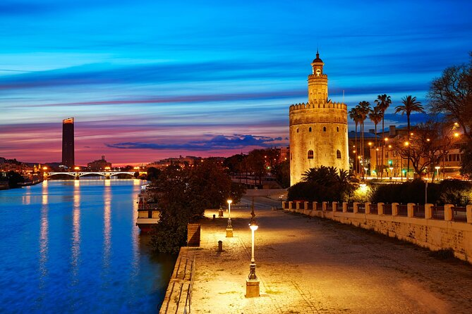 90 min Guided Paranormal Tour in Seville