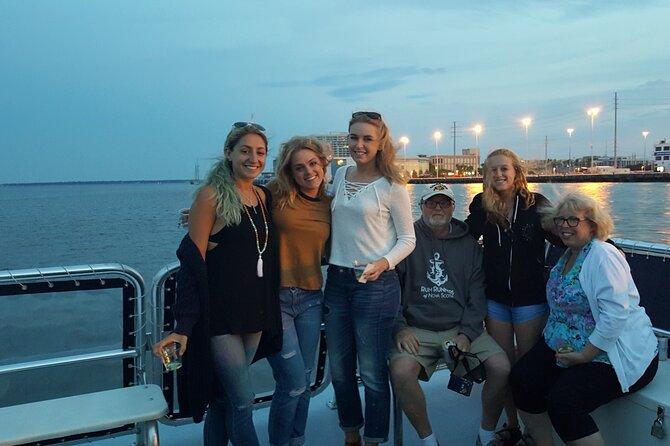 Narrated Haunted Ghost Cruise of Charleston Harbor
