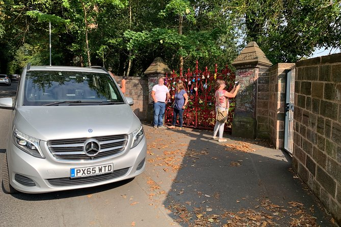 Private Beatles Car Tour, Penny Lane, Strawberry Field & childhood homes