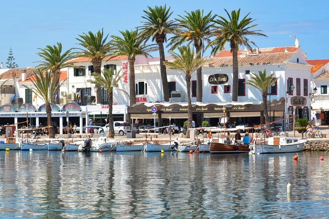 Full day Private Menorca Classics Tour