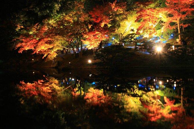 Admission Ticket Nouveau Cirque Japon in Ritsurin Garden