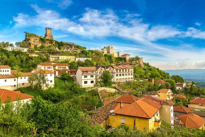 Tirana and Kruja Full-Day Private Guided Tour with Pickup