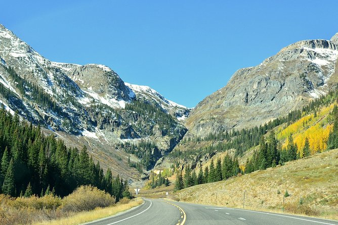 Listen to a Tour Guide While you Drive between Vail & Denver