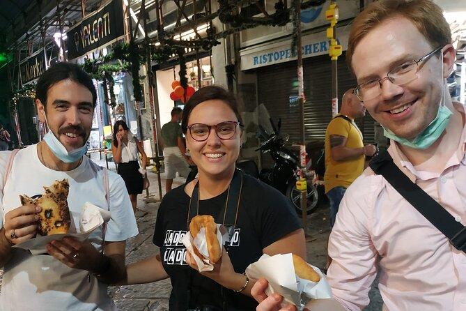 Naples Street Food & Limoncello Experience