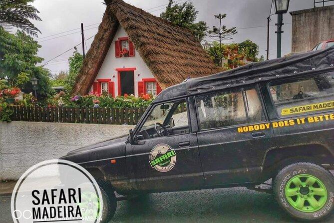 Full Day Jeep Safari East - Pico do Areeiro - Santana - Ponta de são Lourenço