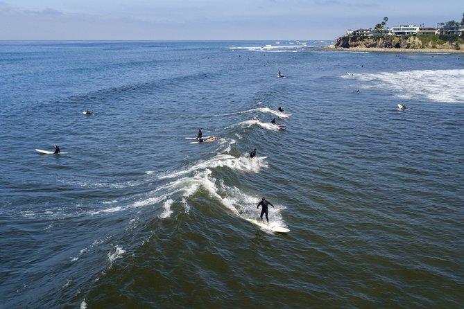 Semi-Private Surf Lesson