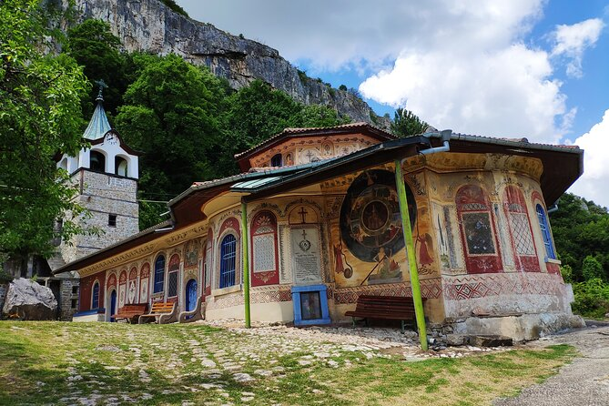 Monastery of the Holy Transfiguration of God Self-Guided