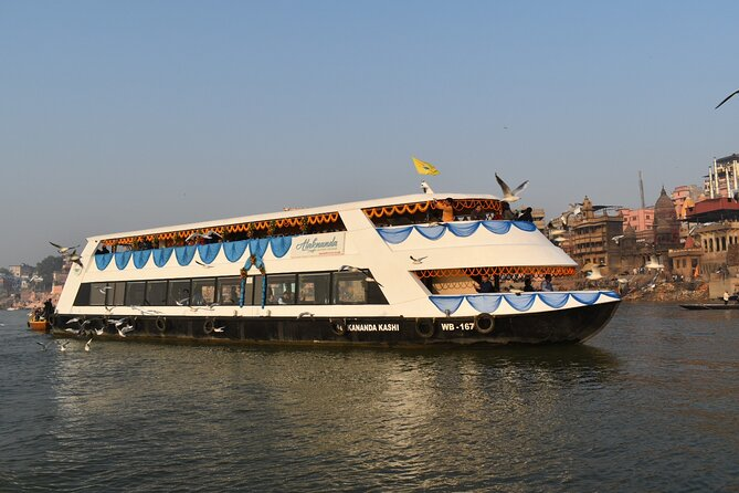 Alaknanda - A Divine Voyage (Evening Cruise Tour - 4:45 PM to 6:30 PM)