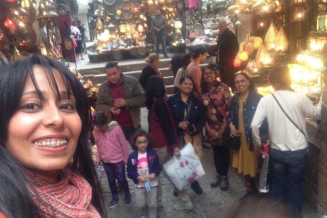Cairo: Khan el-Khalili Tour from cairo giza hotels