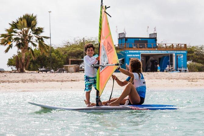 Private Windsurfing Lessons in Aruba