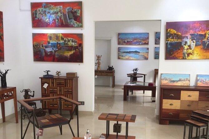 Dakar Art galleries