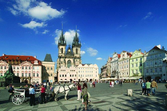 Live Virtual Tour of Prague