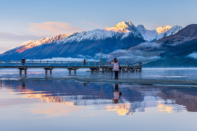 Half Day Private Photography Tour from Queenstown to Glenorchy