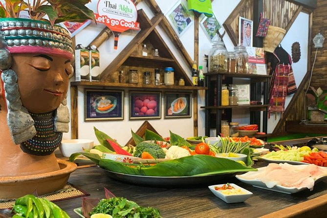 Online Thai and Akha Cooking Class