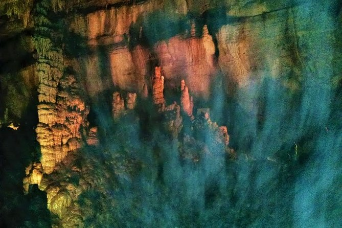 Tour to Canyons from Tbilisi (Okatse Trail, Kinchkha Waterfall, Martvili, Balda)