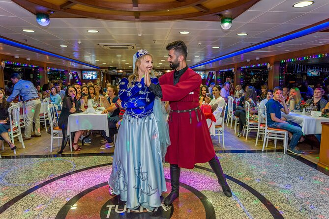 Istanbul Dinner Cruise & Show