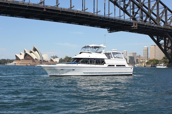 Private Luxury Sydney Harbour Cruise