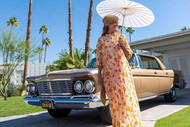 Palm Springs off the Beaten Path Tailormade & Private Tour