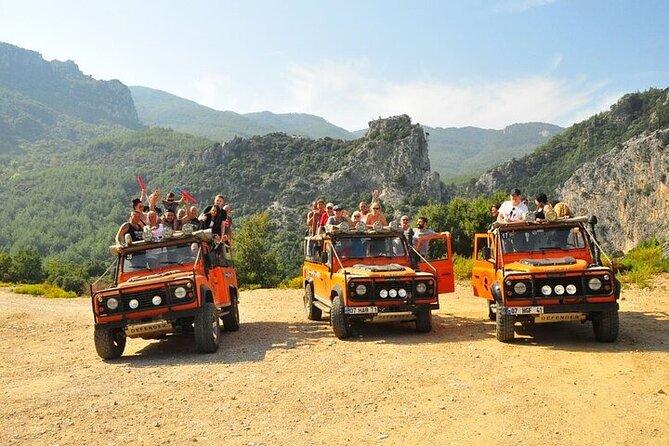 Two in One: Jeep Safari & Boat Trip From Kusadasi / Selcuk Hotels