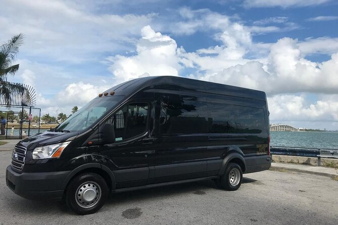 Private Transfer from Washington DC to BWI Airport