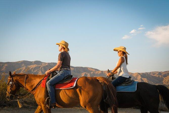Guided Horseback Trail Ride in the High Desert