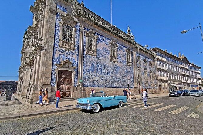 Porto Classic Car Tour