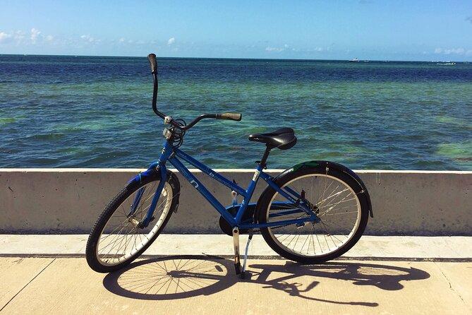 Bike Key West Beaches and Back Roads Audio Tour