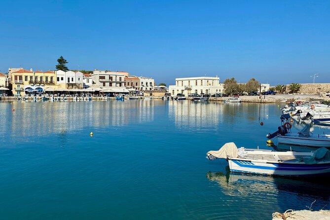 Private Tour Crete: Walk the old town of Rethymno, Arkadi Monastery, Lake Kourna