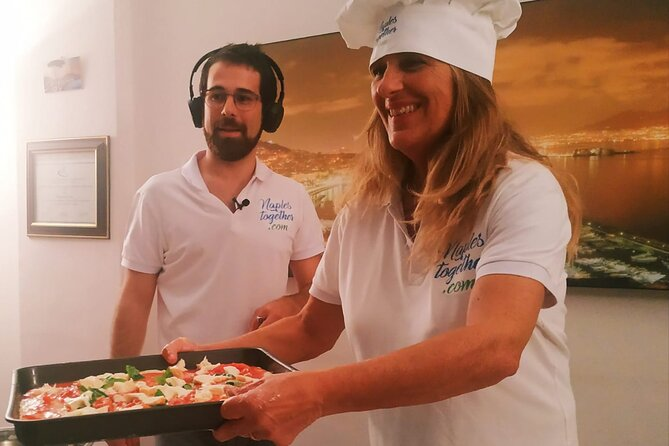 Online Pizza Making Experience from Napoli