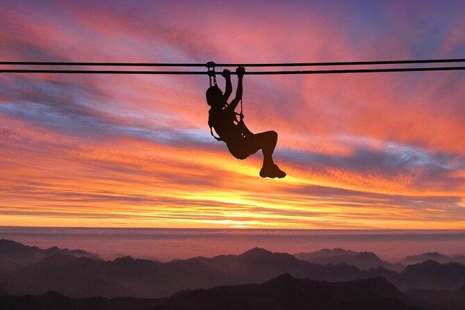 Campo Rico Sunset Ziplining in Puerto Rico