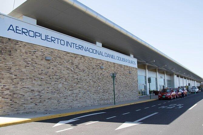 Liberia Airport to Secrets Papagayo Costa Rica