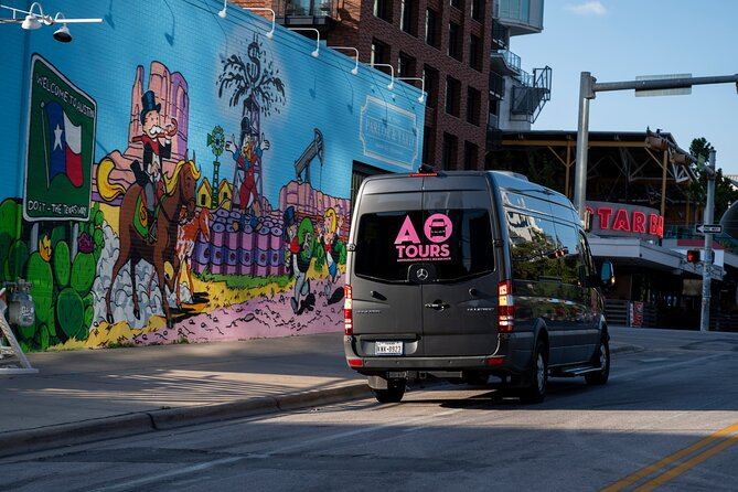 Austin and Hill Country Sightseeing Tour