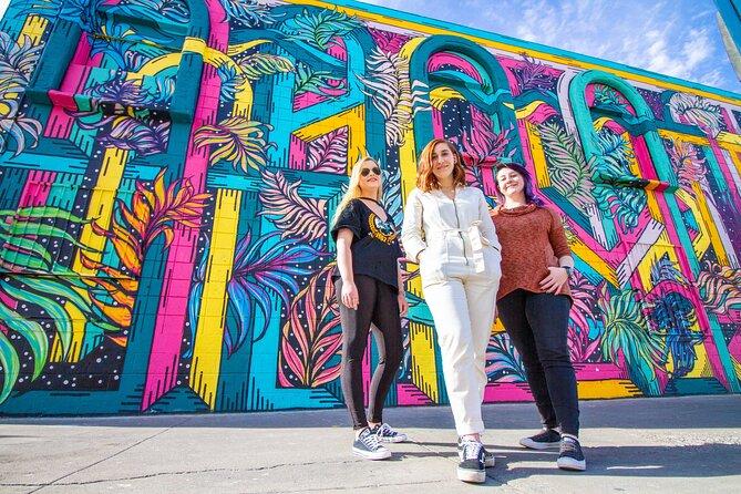 Downtown Las Vegas Street Art Instagram Tour on E-Scooter