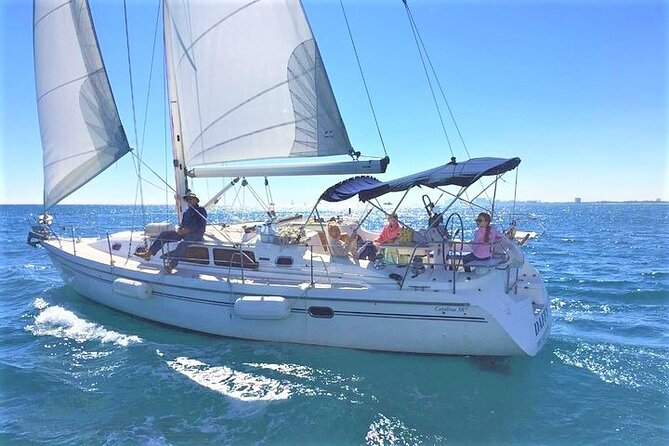 4-Hour Fort Lauderdale Sailing Charter
