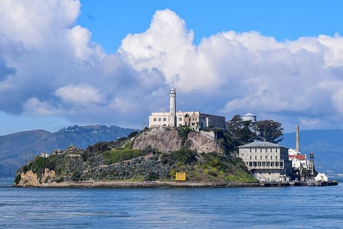 Alcatraz Inside: The Bay Your Way! Make your own combo!