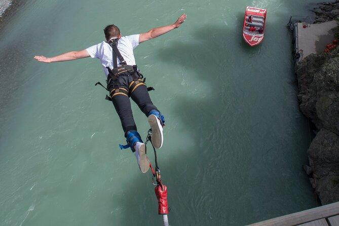 Hanmer Springs Bungy Jump