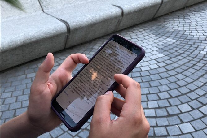 Private Smartphone-Guided Walking Tour of Downtown Cincinnati