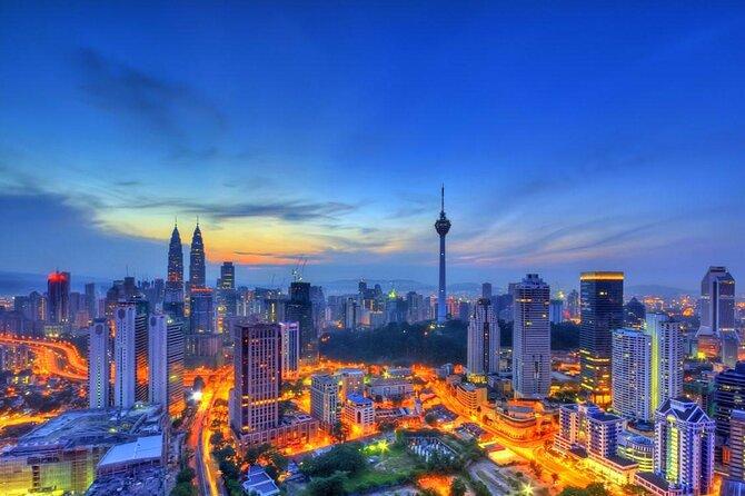 Private Night Tour : Kuala Lumpur Heritage Under The Lights
