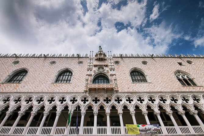 Venice PM tour with skip the line Doge's Palace and gondola