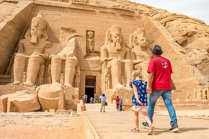 Full-Day Guided Tour to Abu Simbel Temples from Aswan