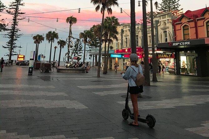 Electric Scooter Daily Self-Hire through Canberra